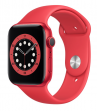 Apple Watch Series 6 44 mm (PRODUCT) RED Aluminum Case with Sport Band